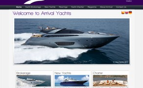Arrival Yachts