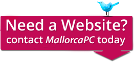 Contact Mallorca PC - Quality Web Design Solutions